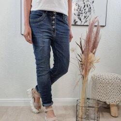 Basic Boyfriend Jeans- von M bis 4XL