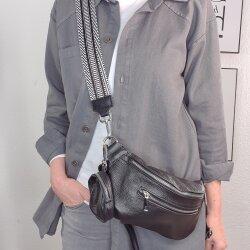Cross Over Bodybag mit Wechselriemen