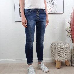 Casual Basic Boyfriend Jeans