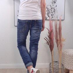 Destroyed Boyfriend Jeans von M-4XL