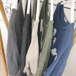 Vokuhila oversized Shirt Moin