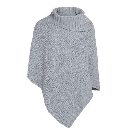 Knit Factory Poncho Strick Überwurf Nicky