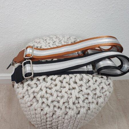 Bagstripe Streifen- Taschenriemen zum wechseln